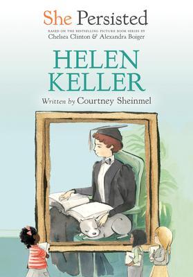 She Persisted: Helen Keller Cover Image