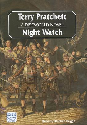 Night Watch (Discworld Novels (Audio)) Cover Image