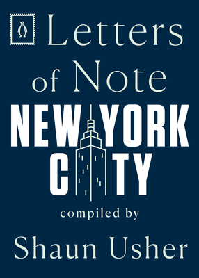 Letters of Note: New York City Cover Image