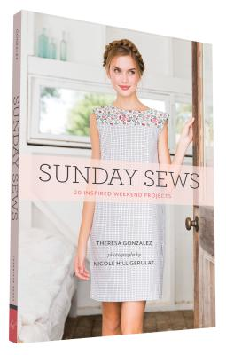 Sunday Sews: 20 Inspired Weekend Projects Cover Image