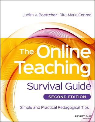 The Online Teaching Survival Guide: Simple and Practical Pedagogical Tips Cover Image
