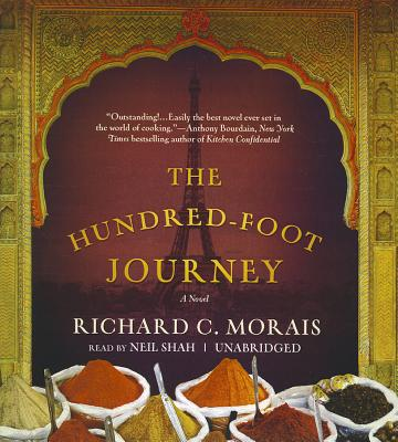 Cover for The Hundred-Foot Journey