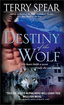 Destiny of the Wolf Cover