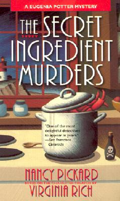 The Secret Ingredient Murders: A Eugenia Potter Mystery Cover Image