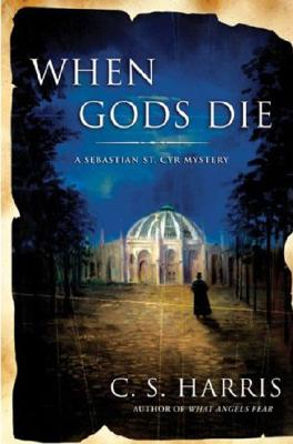 When Gods Die Cover
