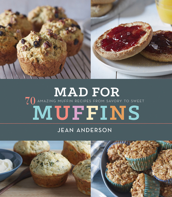 Mad for Muffins Cover