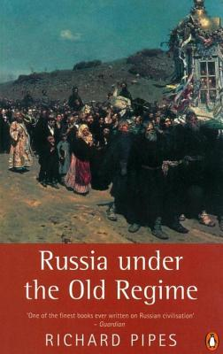 Cover for Russia under the Old Regime