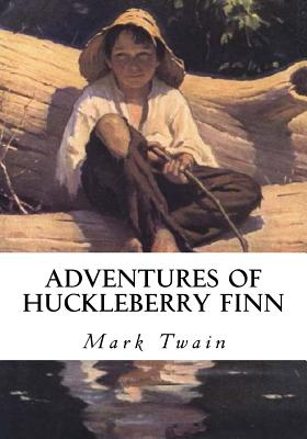 a description of how society criticized the adventures of huckleberry finn by mark twain Mark twain's humor is deadpan at its best, and huckleberry finn is his funniest book the novel draws on techniques from all three stages of his career, from his early slap-stick tales of the wild west to his savage satires of the gilded age.