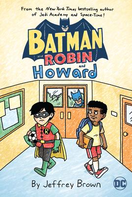Batman and Robin and Howard Cover Image