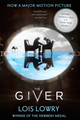 The Giver Movie Tie-In Edition (Giver Quartet #1) Cover Image