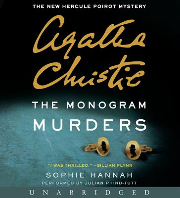 The Monogram Murders Cover Image