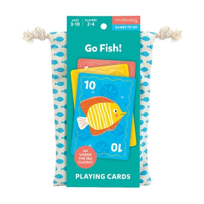 Go Fish! Card Game Cover Image