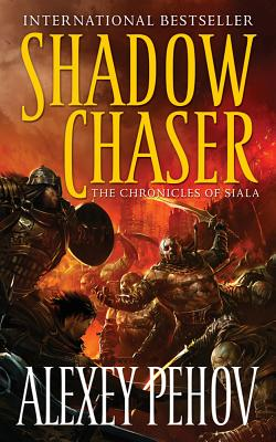 Shadow Chaser Cover