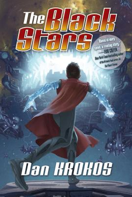 Cover for The Black Stars (The Planet Thieves #2)