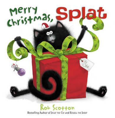 Merry Christmas, Splat Cover