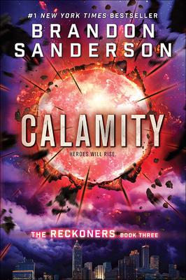 Calamity (Reckoners) Cover Image