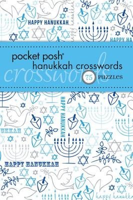 Pocket Posh Hanukkah Crosswords: 75 PuzzlesThe Puzzle Society