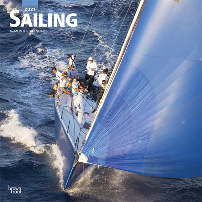 Sailing 2021 Square Cover Image