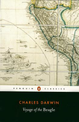 The Voyage of the Beagle: Charles Darwin's Journal of Researches Cover Image