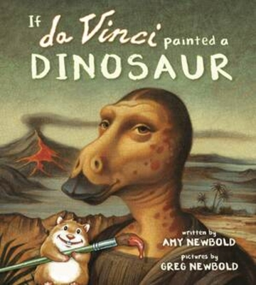 If da Vinci Painted a Dinosaur Cover Image