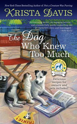 The Dog Who Knew Too Much (A Paws & Claws Mystery #6) Cover Image