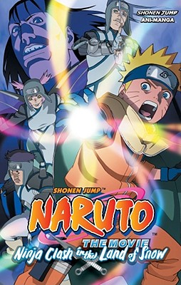 Naruto The Movie Ani-Manga, Vol. 1 cover image