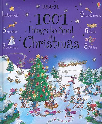 1001 Things to Spot at Christmas Cover Image