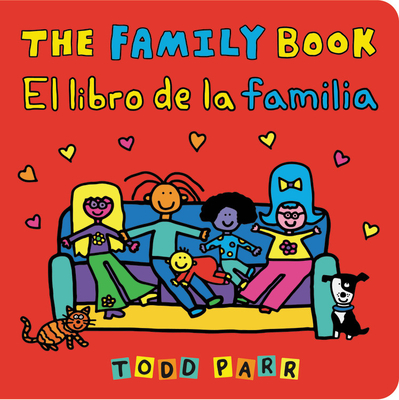 The Family Book / El libro de la familia Cover Image