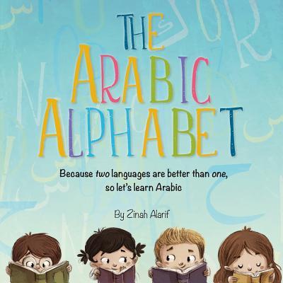 The Arabic Alphabet Cover Image