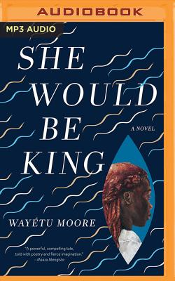 She Would Be King Cover Image