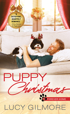 Cover for Puppy Christmas (Forever Home #2)