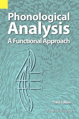 Phonological Analysis: A Functional Approach, 3rd Edition Cover Image