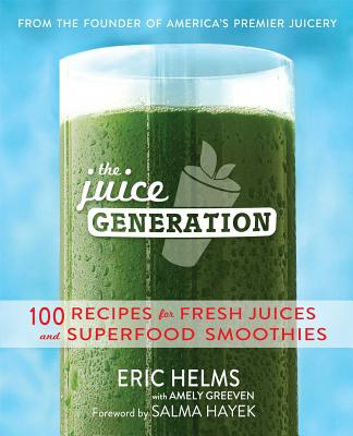 The Juice Generation Cover