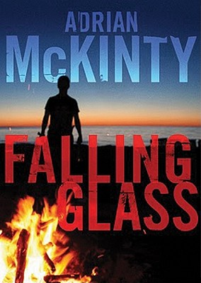 Falling Glass Cover