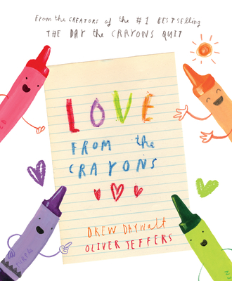 Love from the Crayons cover image