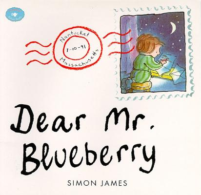 Dear Mr. Blueberry Cover