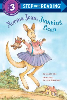 Norma Jean, Jumping Bean (Step into Reading) Cover Image