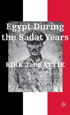 Egypt During the Sadat Years Cover Image