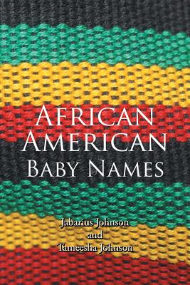 African American Baby Names Cover Image