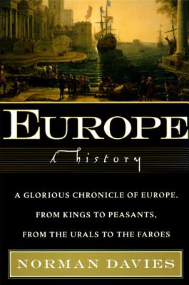 Europe: A History Cover Image