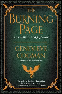 The Burning Page Cover Image