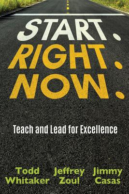 Start. Right. Now. Cover Image