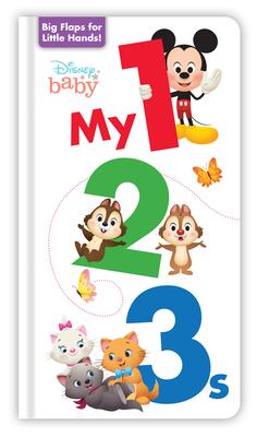 Disney Baby: My 123s Cover Image