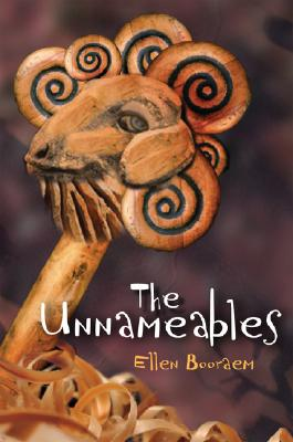 Cover for The UNNAMEABLES HC