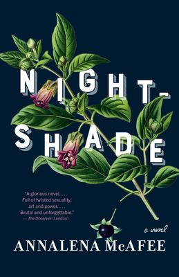 Nightshade: A novel Cover Image