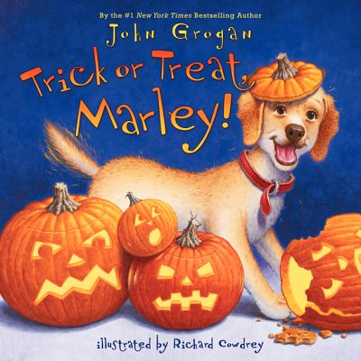 Trick or Treat, Marley! Cover Image