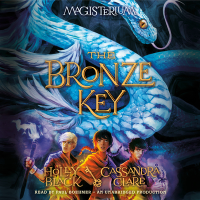 The Bronze Key (The Magisterium #3) Cover Image
