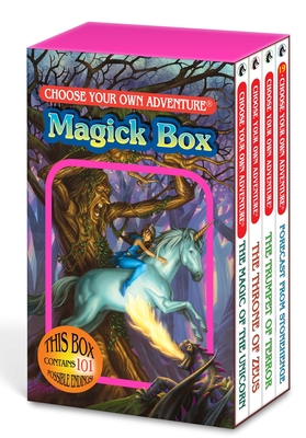 Magick Box (Choose Your Own Adventure) Cover Image