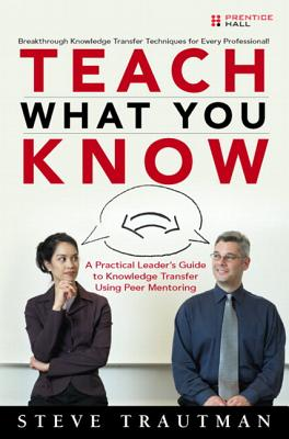 Cover for Teach What You Know