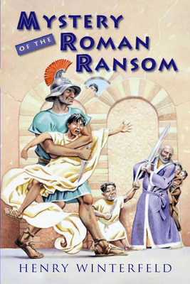 Mystery of the Roman Ransom Cover Image